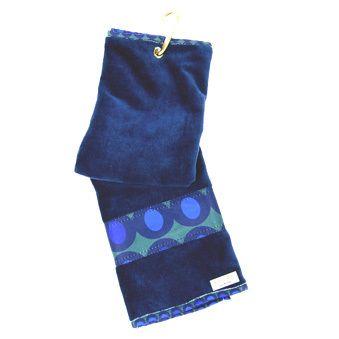 Isaac Misrahi Sport Tribeca Ladies Golf Towel