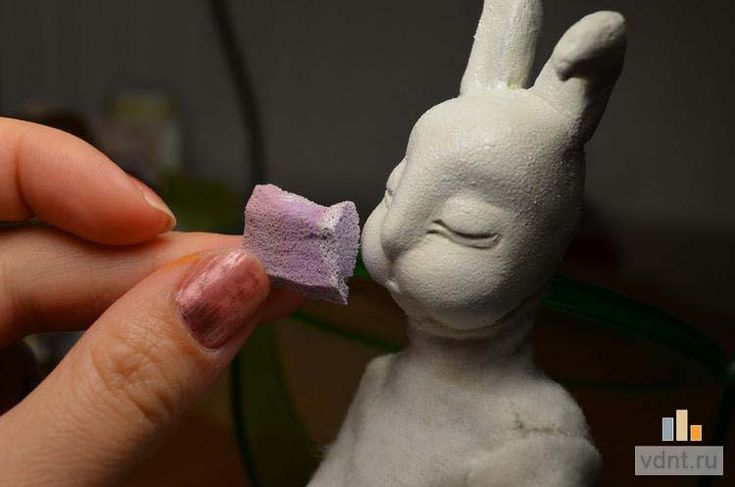 Кролик из папье-маше мастер-класс