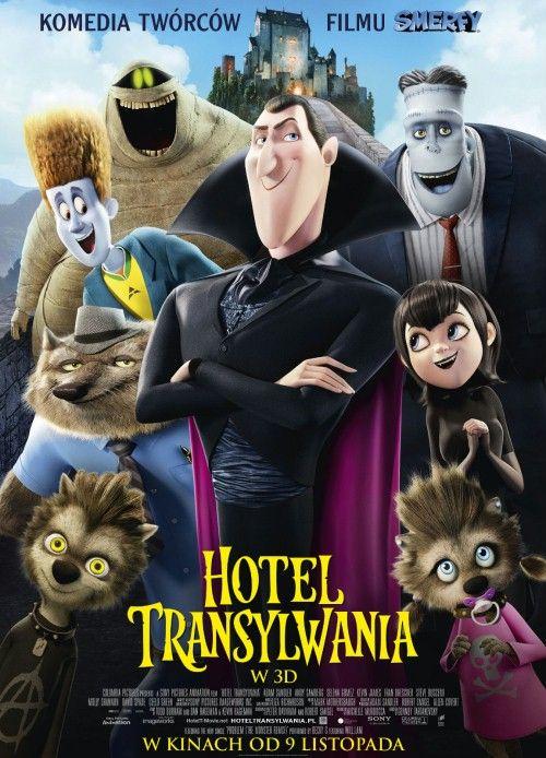 Hotel Transylvania / Hotel Transylwania (2012)