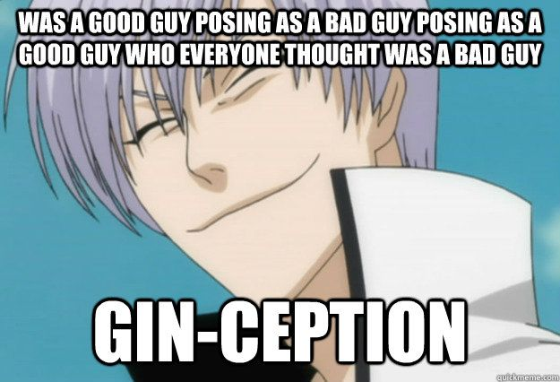 Gin-ception by ~IchiRuki1013 on deviantART