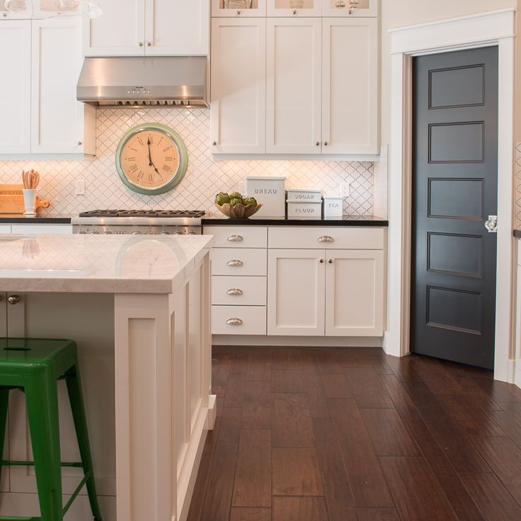 Dark Kitchen Cabinets With Glass Doors: Best 25+ Grey Interior Doors Ideas On Pinterest