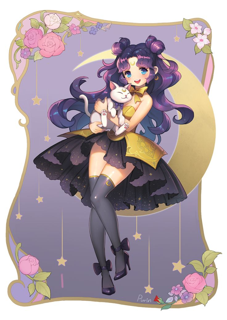A place to share curated Sailor Moon fanart and to promote its artists. All images are sourced (look...