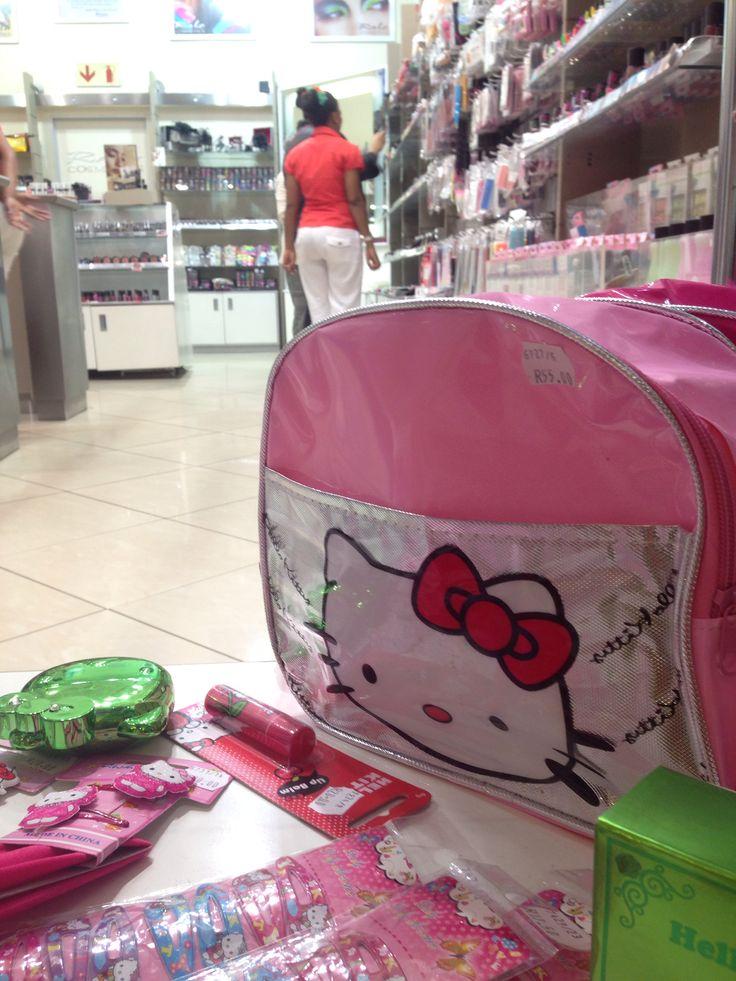 Kitty bag she said - 21 March 2014