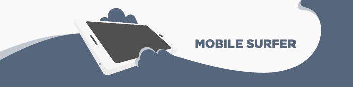 22 Milioni di surfisti #mobilesurfer #mobile #trends #doxa #mobilemarketing #research