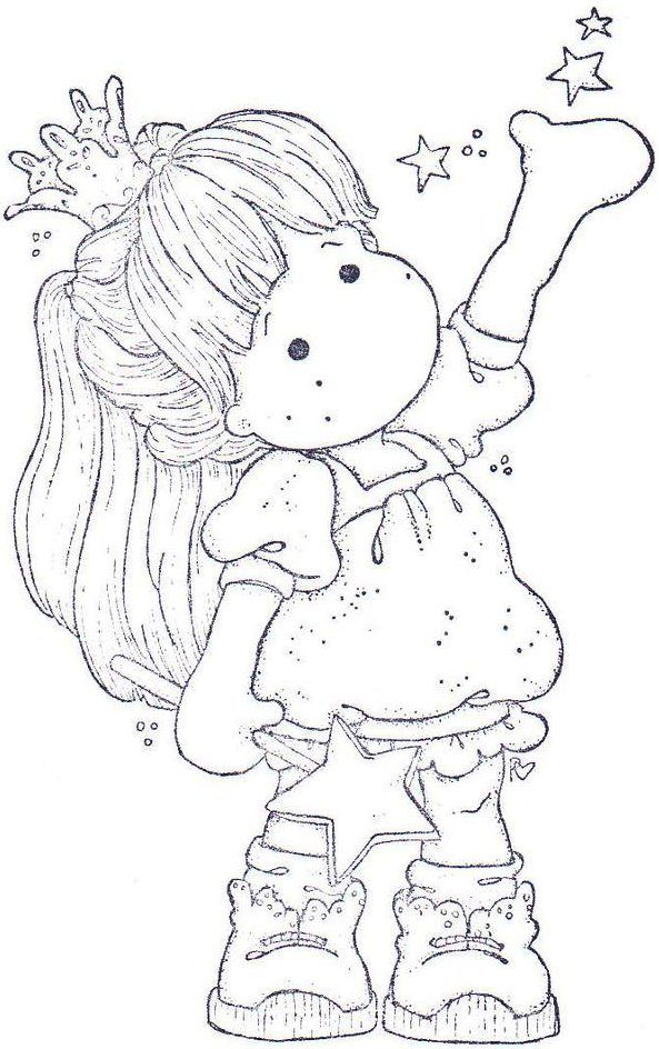 magnolia stamps coloring pages - photo#25