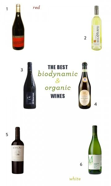 The Best Biodynamic and Organic Wines For Under $30