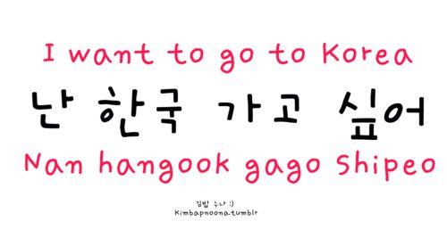 Learn korean phrases tumblr outfits