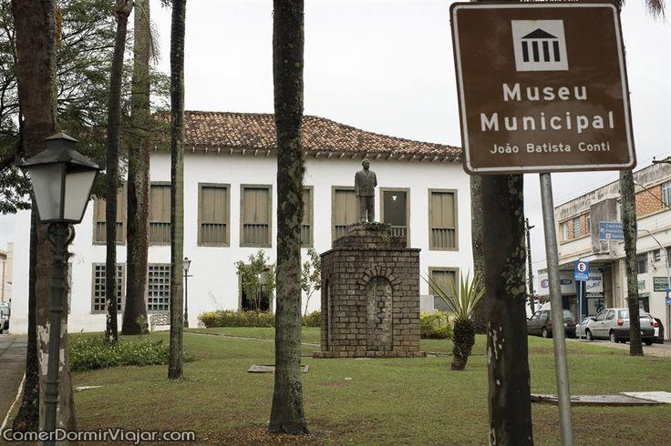 Atibaia (SP) - centro histórico