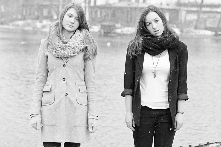 Anna and Agata
