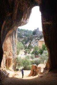 Cueva Grande del Cañón del Río Lobos #Soria