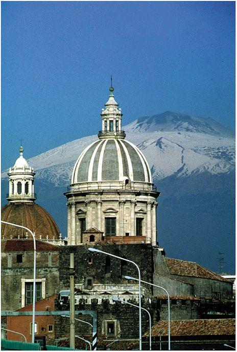Catania: il vulcano Etna by turifungia