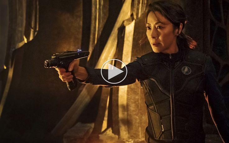 Comic Con trailer til Star Trek: Discovery