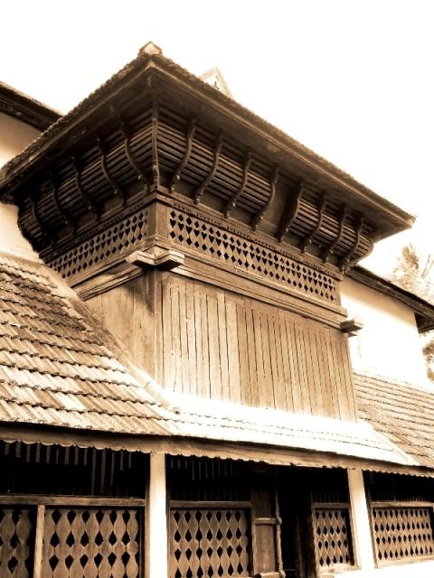 Kerala Architecture, 18th century