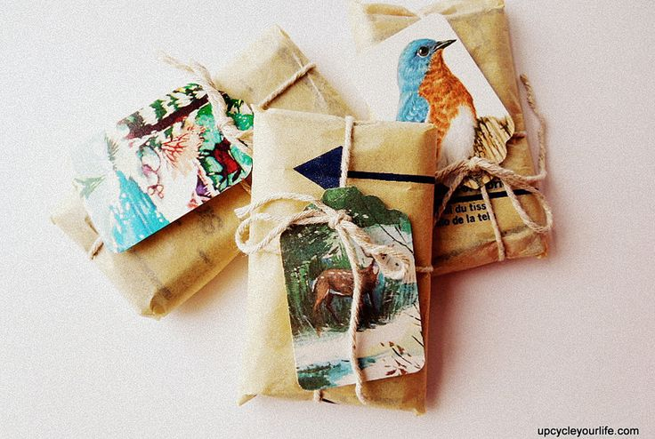 Greeting Card Crafts - How to Use Old Cards