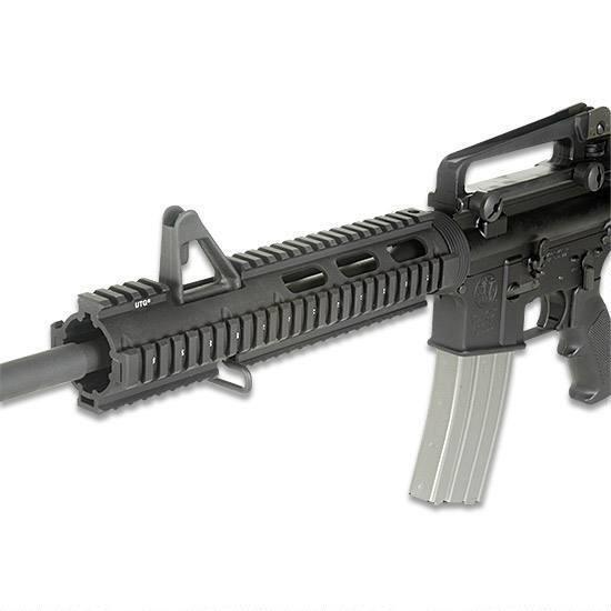 Leapers UTG PRO AR-15 Extended M4 Carbine Quad Rail - MTU015 - 4712274528208