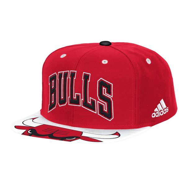 Chicago Bulls Flat Brim Snapback 2.0 Hat  #ChicagoBulls #NBA #Bulls