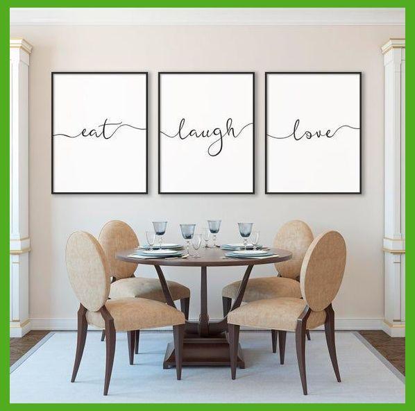 Dinning Room Wall Decor, Dining Room Wall Art