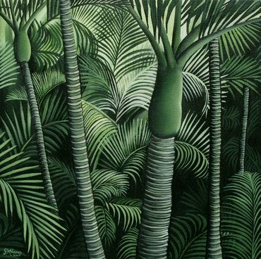 Diana Adams, Nikau Forest