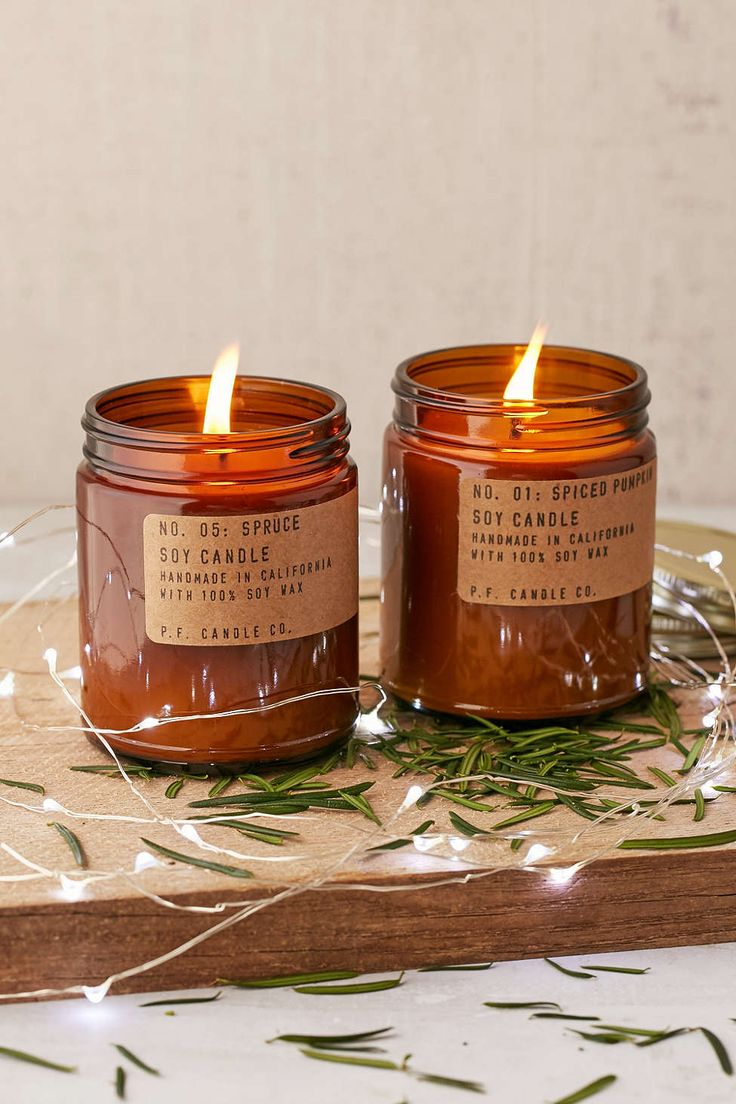 PF Candle Co. Travel Jar Candle - Urban Outfitters