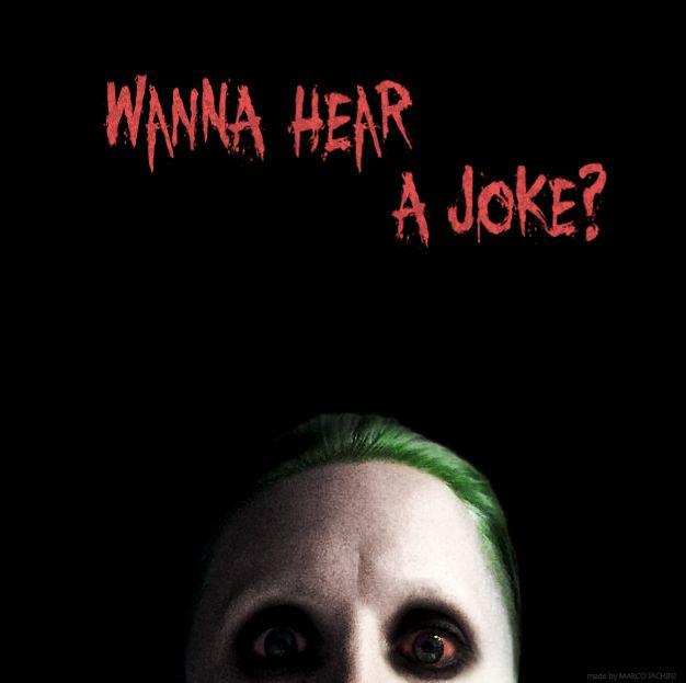 Jared Leto as The Joker by Iakko92 on DeviantArt