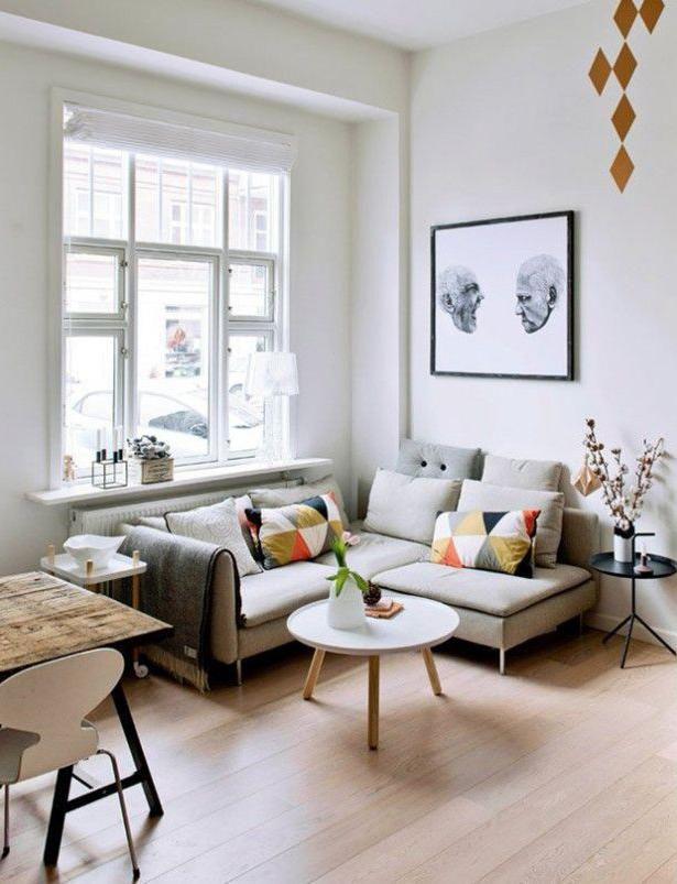 40 Pretty Living Room Corner Sofa Design Ideas