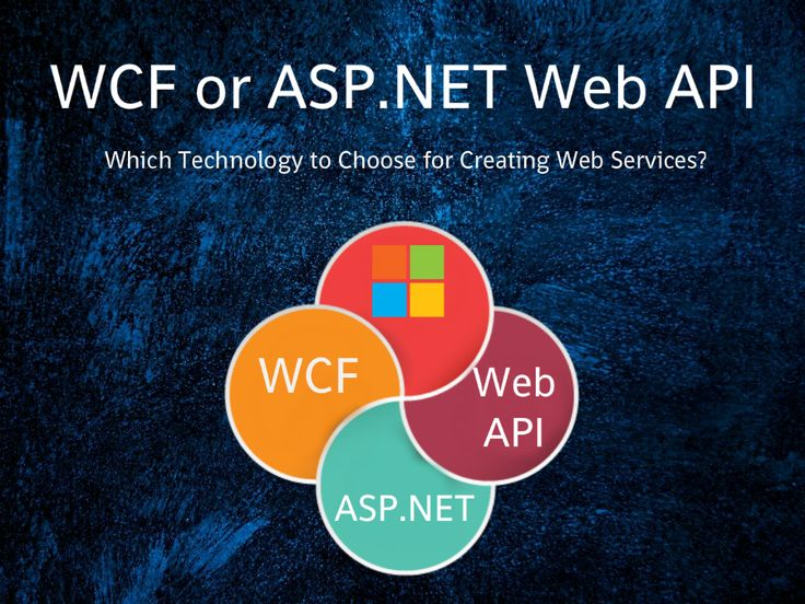 WCF or ASP.NET Web API - Which Technology to Choose for Creating #WebServices? #DotNet