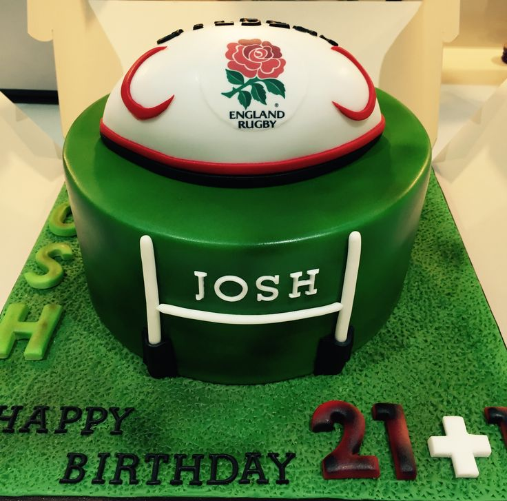 Cake Artist Nj : 29 best images about Rugby/football cakes on Pinterest ...