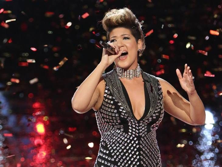 'Voice' champ Tessanne Chin: 'I was a wreck' after win - TODAY.com