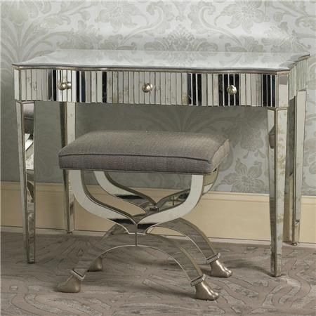 Mirror Cl Console Table