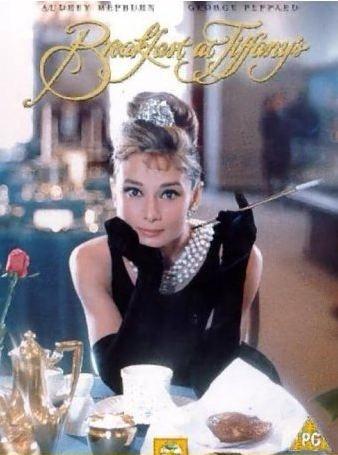 The wonderful Audrey Hepburn....
