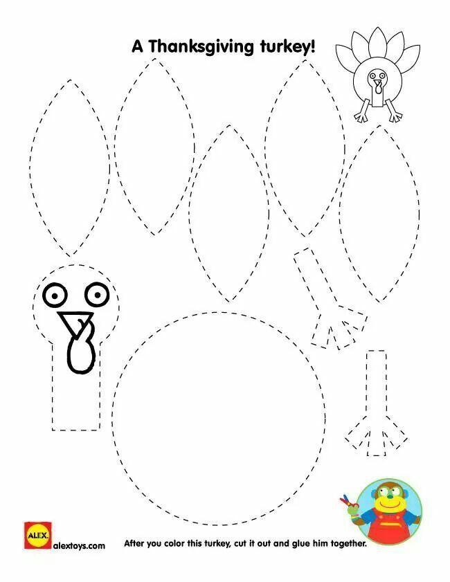 Eye Catching Guides Printable Thanksgiving Crafts Free Printable Thanksgiving Crafts F In 2020 Printable Thanksgiving Crafts Thanksgiving Preschool Thanksgiving School