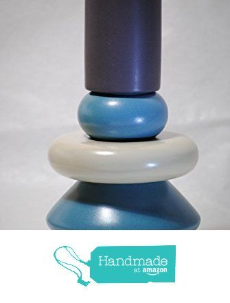 Mud is Mood - Candeliere Intersezioni - ceramica 100% Made in Italy - 4 pz. - Comb.colori Lago 2 da Mud is Mood https://www.amazon.it/dp/B01M4RBDS2/ref=hnd_sw_r_pi_dp_L6buybEJ0RWZ9 #handmadeatamazon