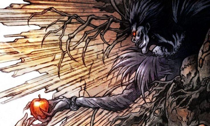 Primer cartel promocional del live-action de Death Note de Netflix