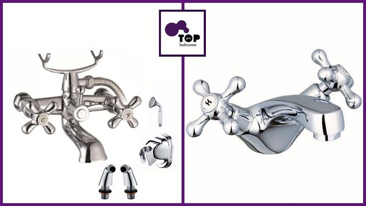 Victorian bathroom mono #basin #mixer & bath #shower #mixer matching pair of taps,  View more on the LINK: 	http://www.zeppy.io/product/gb/2/272346715961/