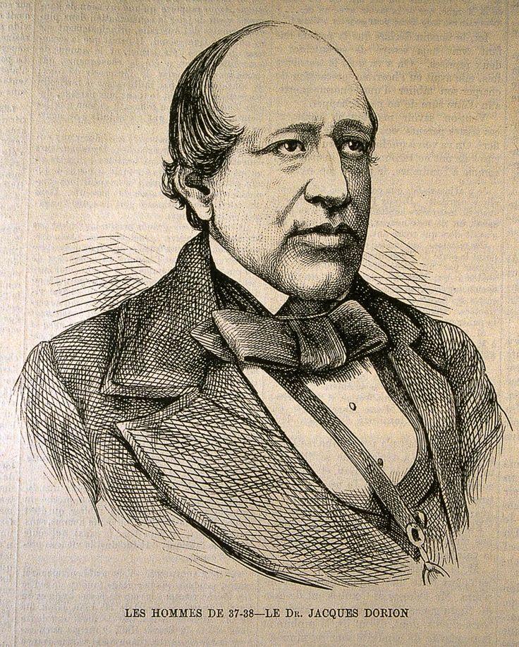 DORION, JACQUES, médecin, député, patriote, né à Québec, vers 1797, fils de…
