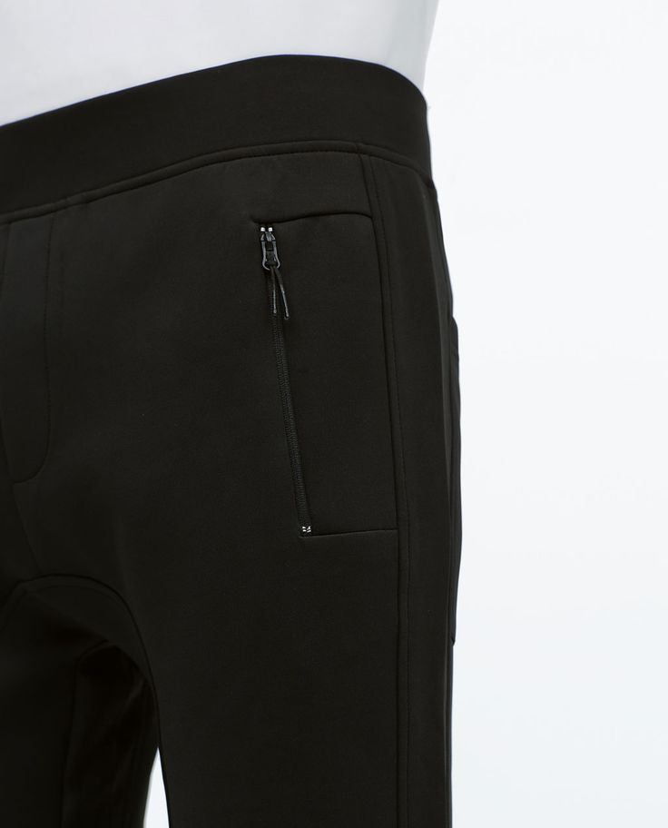 ZARA - MAN - JOGGING PANTS