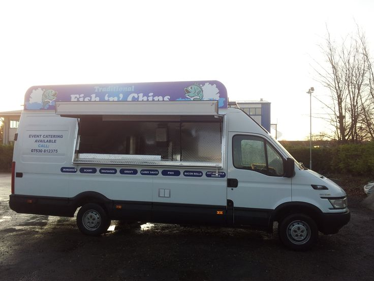 We Can Take Your Vehicle And Turn It Into A Truly Mobile Business Just Like This Catering TrailerMobile CateringMobile