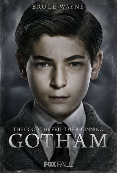 Bruce Wayne (Batman) de la série Gotham