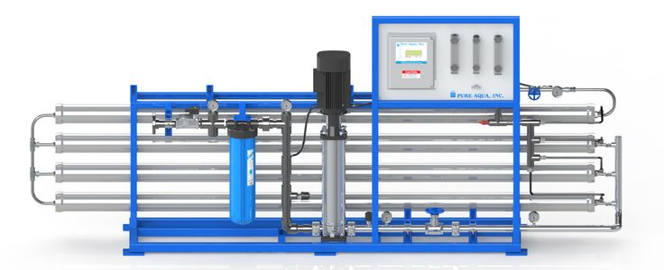 #Brackish #Water RO500 #Systems can be customized to fit individual customer & water application needs.