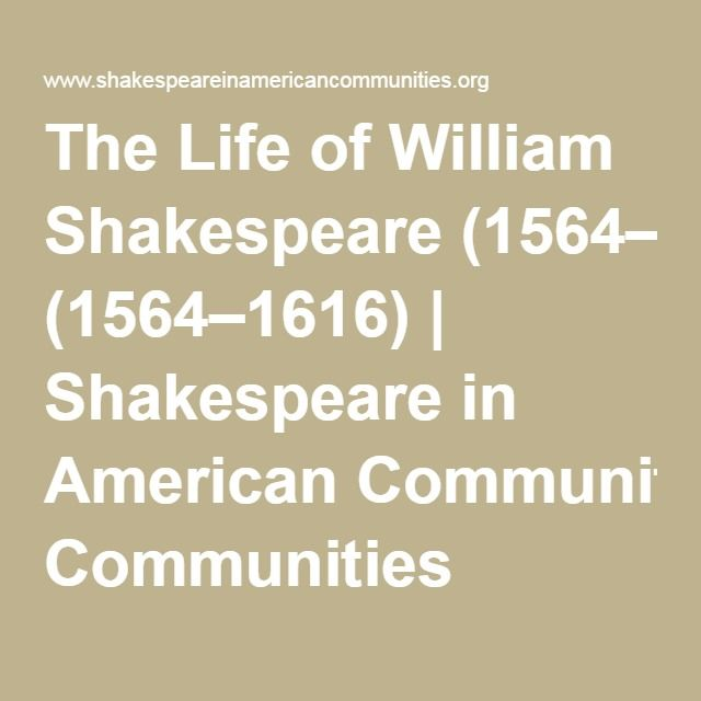 This source is about William Shakespeare's biography. It has a lot of paragraphs that describe his early life, his family and his final years. It is very useful because it has a lot of new information. It's not reliable because I don't know where the information was taken from. It is semi-formal.