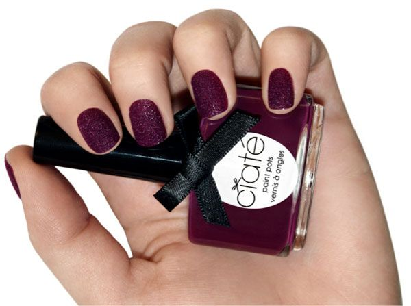 Velvet #Nails!: Nail Polish, Nailart, Makeup, Velvet Nails, Manicures, Beauty, Hair, Nail Art