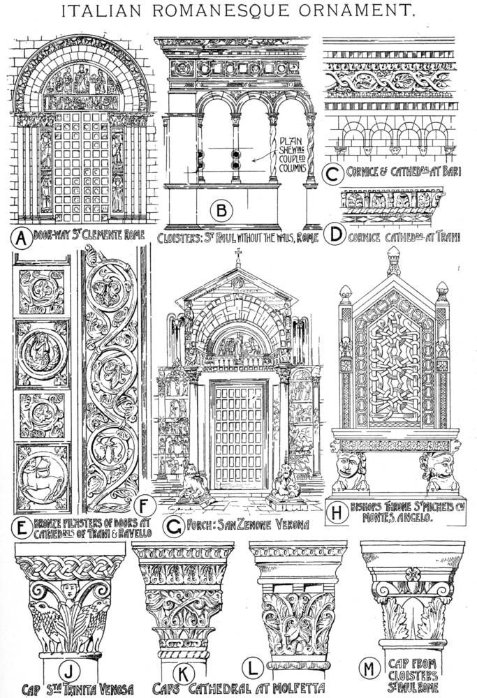 romanesque and gothic architecture essay Gothic and romanesque architecture essay during the middle ages the romanesque and gothic architecture started in western europe but at different times.
