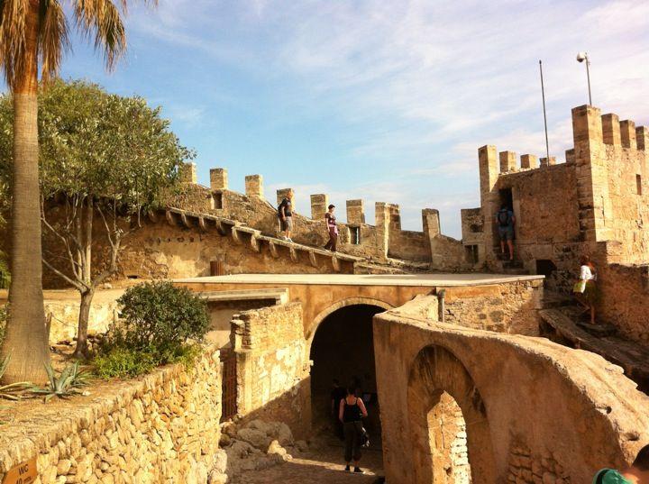Castell De Capdepera in Capdepera, Islas Baleares