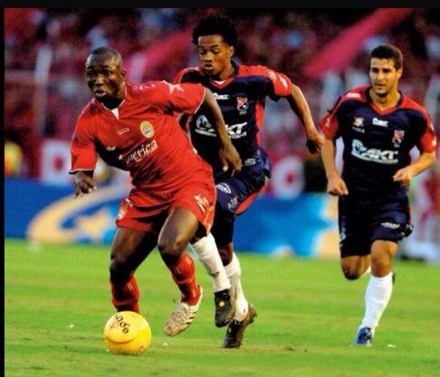 Pablo armero - América vs ind medellin - campeón 2008