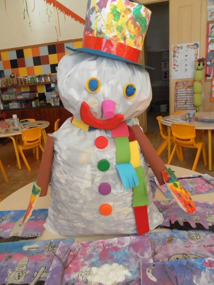 ideias para o outono jardim de infancia : ideias para o outono jardim de infancia:ideias sobre Natal No Jardim De Infância no Pinterest