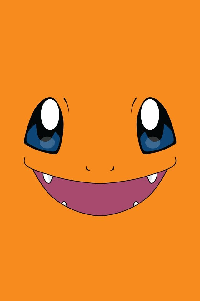 Charmander extreme close up