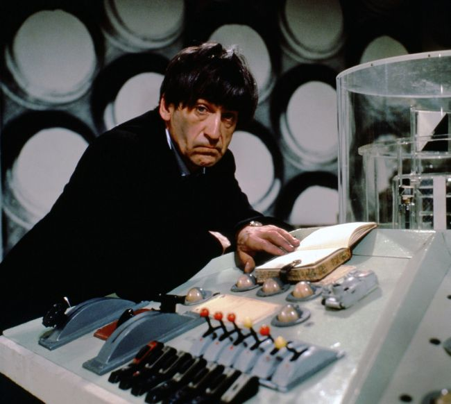 Dr Who missing episodes - a great 50th birthday gift
