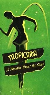 1950s Tropicana Night Club Brochure