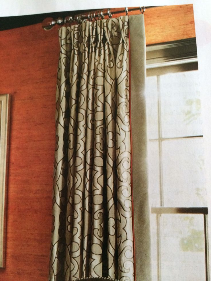 House Beautiful Window Treatments 54 best striped drapes images on pinterest | window treatments