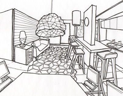 "Check out new work on my @Behance portfolio: ""Apto Decorado p/ Carlos Rossi Arquitetura"" http://on.be.net/1OuQtJ7"